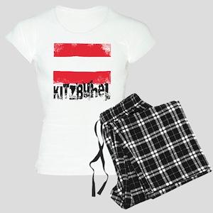 Kitzbühel Grunge Flag Women's Light Pajamas