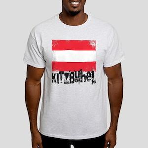 Kitzbühel Grunge Flag Light T-Shirt