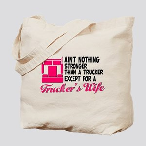 Ain't Nothing Stronger Tote Bag