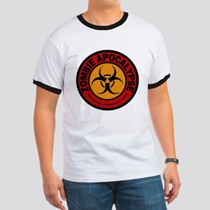 ZOMBIE APOCALYPSE Tactical Assault Unit Ringer T