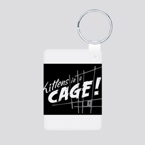 Kittens in a Cage :Official Fan Gear Keychains