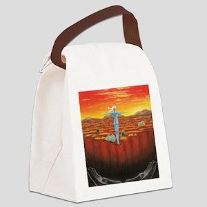 Surrender Canvas Lunch Bag