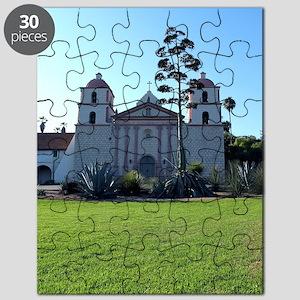 Santa Barbara Mission Puzzle