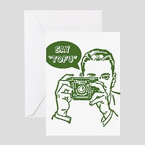 Say Tofu | Greeting Card