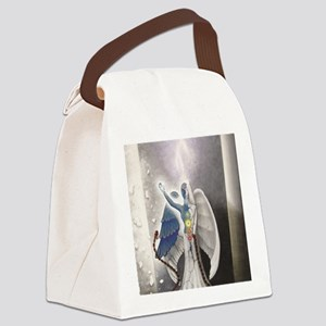 The Quickening Canvas Lunch Bag
