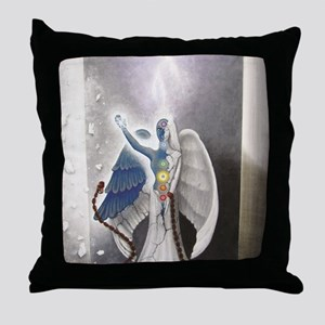 The Quickening Throw Pillow