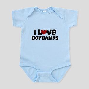 I Love Boybands Body Suit
