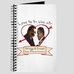 """Ortega & Chavez"" Journal"