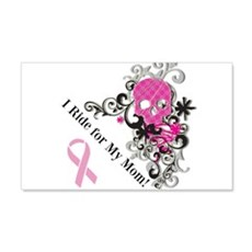 Bikers for Breast Cancer Wall Decal