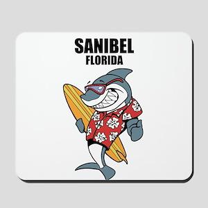 Sanibel, Florida Mousepad