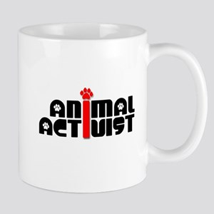 Animal Activist Mug