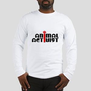 Animal Activist Long Sleeve T-Shirt