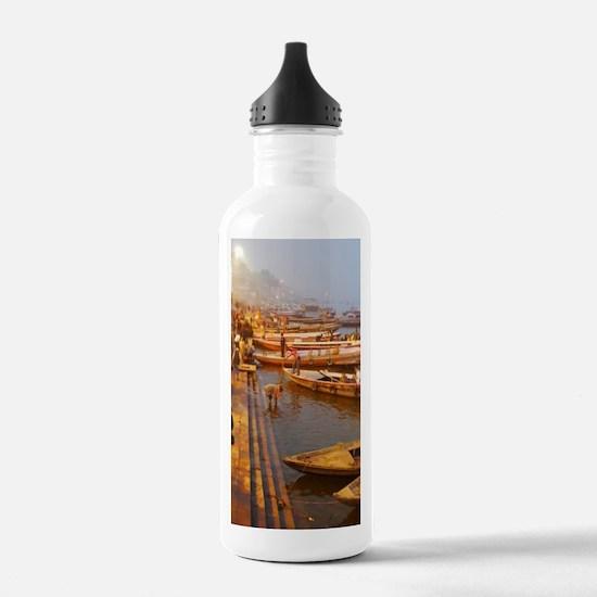 Ganges River Water Bottle