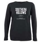 Southern Hollows Podcast Plussize Long T-Shirt