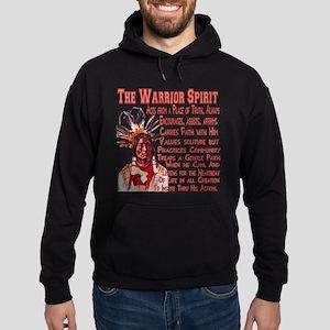 Warrior Spirit Hoodie (dark)