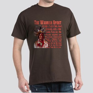 Warrior Spirit Dark T-Shirt