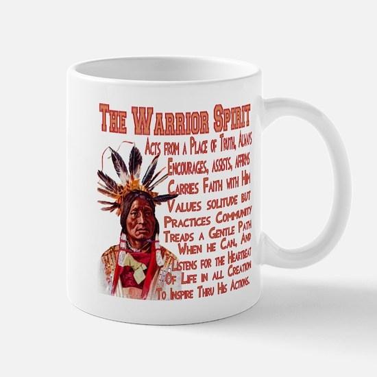 Warrior Spirit Mug