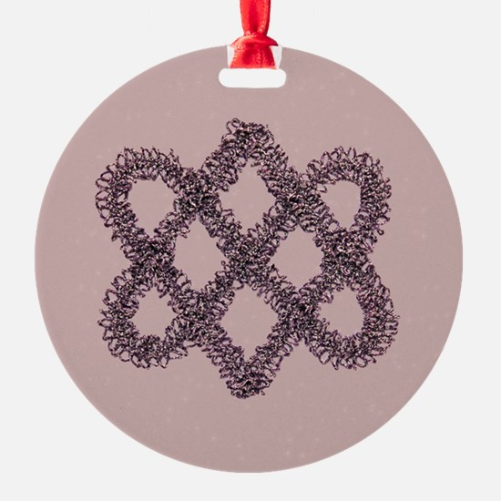 Celtic Knot - Hearts Always Together Ornament