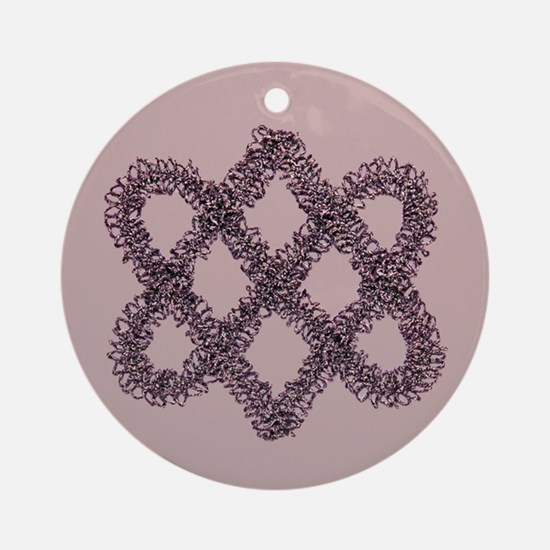Celtic Knot - Hearts Always Together Ornament (Rou