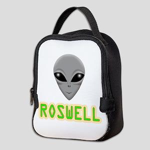 ROSWELL Neoprene Lunch Bag