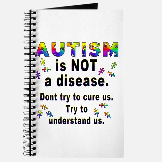 Autism is NOT a disease! Journal