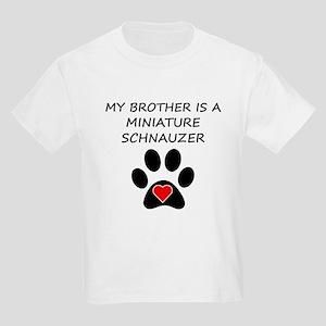 Miniature Schnauzer Brother T-Shirt