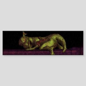 Let sleeping dragons lie Bumper Sticker