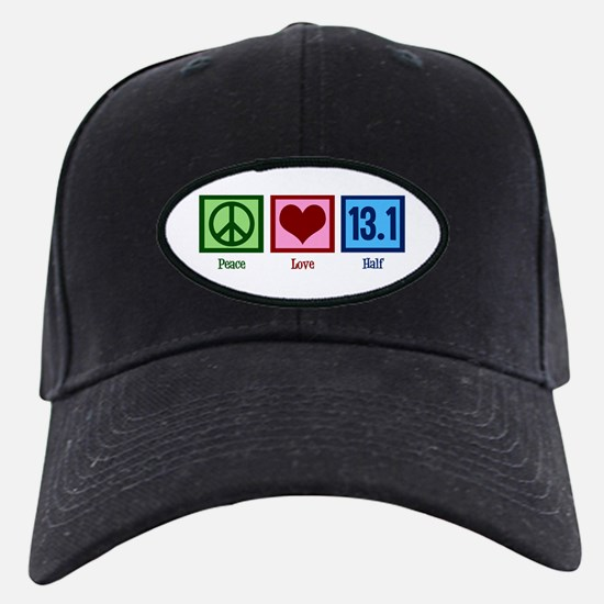 Peace Love 13.1 Baseball Hat