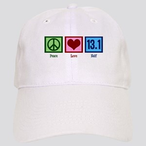 Peace Love 13.1 Cap