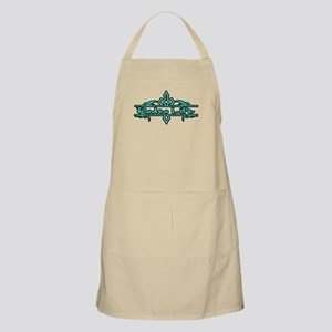 Rodeo Life-Turquoise Apron