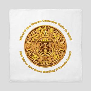 Mayan Calendar 5105 Queen Duvet