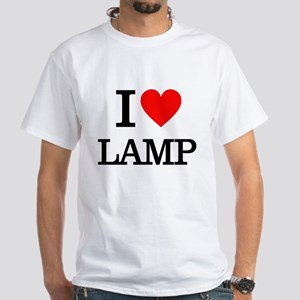 I Heart Lamp T-Shirt