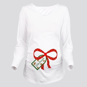 Little Miracle Long Sleeve Maternity T-Shirt