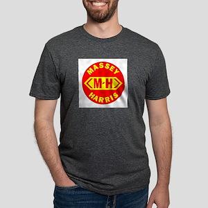 """MASSEY HARRIS"" Ash Grey T-Shirt"