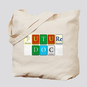 Future Doc Tote Bag