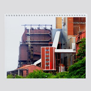 Industrial Wall Calendar
