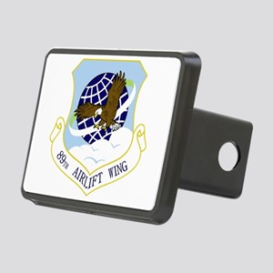 89th AW Rectangular Hitch Cover