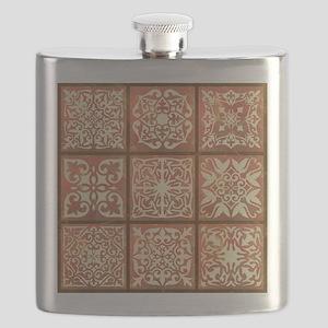 NINE PATCH Flask