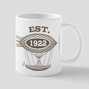 Vintage Birthday Est 1922 Mug