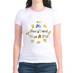 Best Friend Jr. Ringer T-Shirt