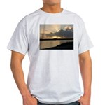 Sunrise in Tasmania Ash Grey T-Shirt