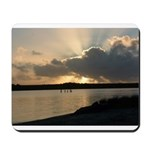 Sunrise in Tasmania Mousepad