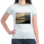 Sunrise in Tasmania Jr. Ringer T-Shirt
