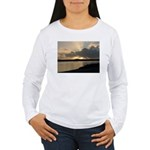 Sunrise in Tasmania Women's Long Sleeve T-Shirt