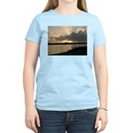 Sunrise in Tasmania Women's Pink T-Shirt