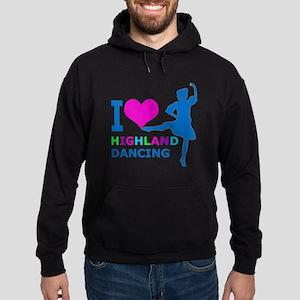 I LOVE highland dancing pink blue green purple Hoo
