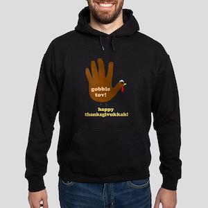 gobble tov! dark hoodie