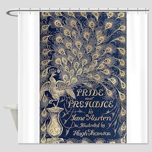 Pride and Prejudice, Peacock, Vintage Poster Showe