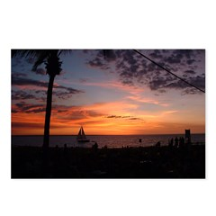 Dawin Sunset Postcards (Package of 8)