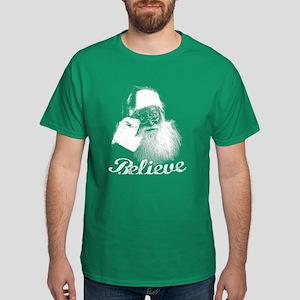 Santa Claus Believe T-Shirt